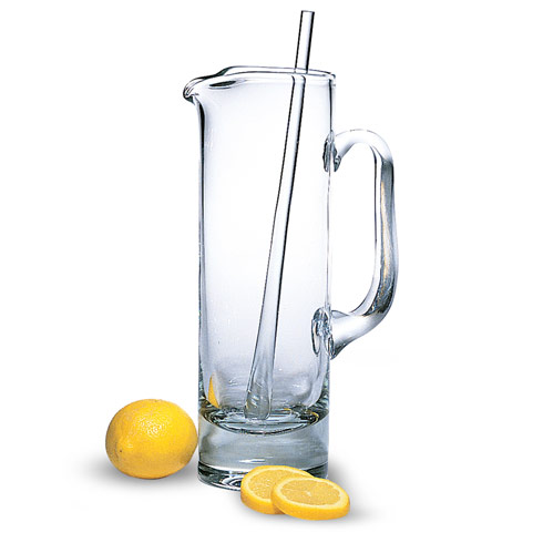 "Badash  Pitchers Decanters & Ice Buckets Mouth Blown Lead Free Crystal 12"" Martini Stirrer $89.00"