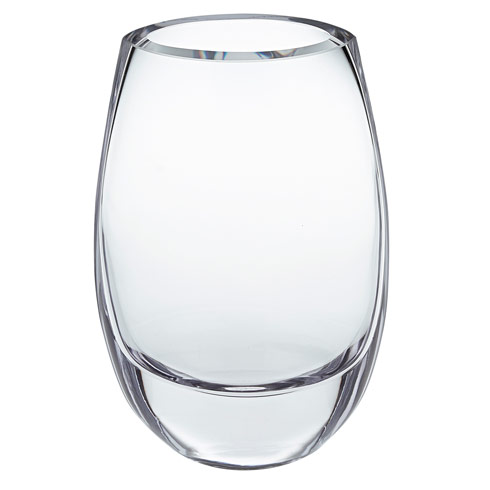 $69.95 Manhattan European Mouth Blown Lead Free Crystal  Martini Pitcher and Stirrer - 12 in. 54 oz.