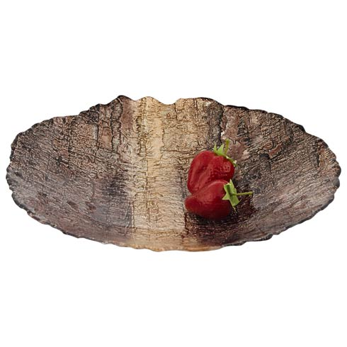 """$35.00 Forest Low Bowl 12"""""""