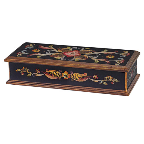 $65.00 Gemstone Black Box