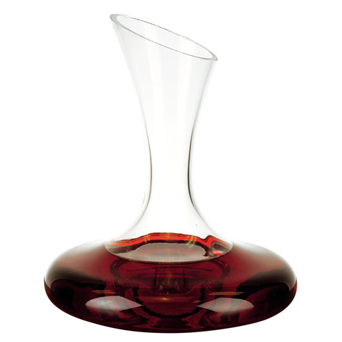"Badash  Lexington Milano Lead Free Crystal Carafe   32 oz.- H9"" $34.95"