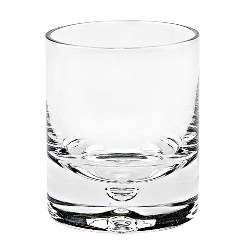 $59.95 Galaxy Rocks Old Fashioned Rocks Lead Free Crystal Scotch Glass - 12 Oz- 4 pc set