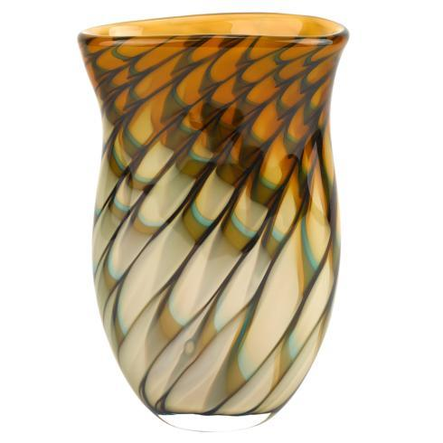 "$89.00 Passion Passion 11"" Oval Vase"