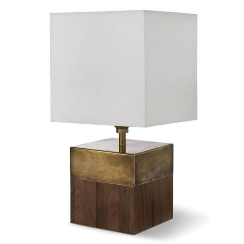 Barbara Stewart Exclusives   MAMBO CUBE MINI LAMP $110.00