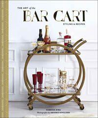 Barbara Stewart Exclusives   ART OF THE BAR CART $22.95