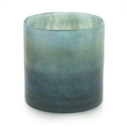Barbara Stewart Exclusives   THAMES GLASS CONTAINER-SMALL $34.95