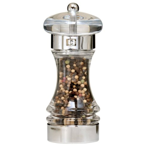 Barbara Stewart Exclusives   CHARISMA PEPPER MILL $42.00