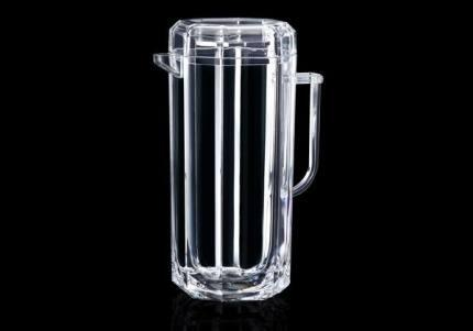 $69.00 CRYSTALON PITCHER