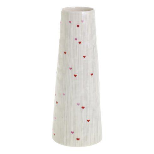 Barbara Stewart Exclusives   LOVE BUG VASE $18.00