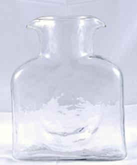 Blenko Glass Co   WATER BOTTLE $54.00