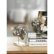 $105.00 DOG BOOKENDS