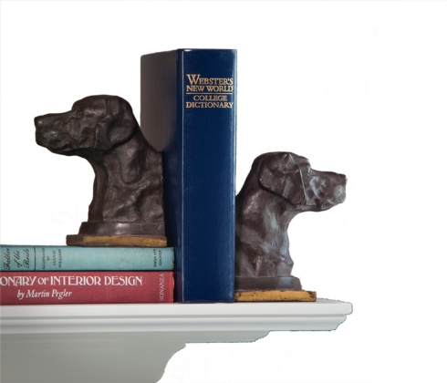 $95.00 LAB BOOKENDS