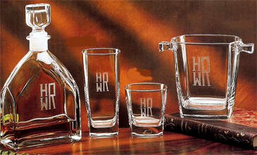 $88.00 ARCH DECANTER