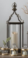 RAZ Imports   LANTERN CANDLE HOLDER $66.95
