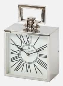 Barbara Stewart Exclusives   LONDON CLOCK $135.00