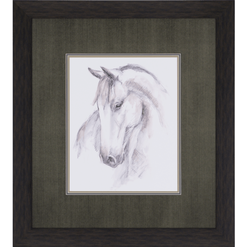 Barbara Stewart Exclusives   EQUINE STUDY II $299.00