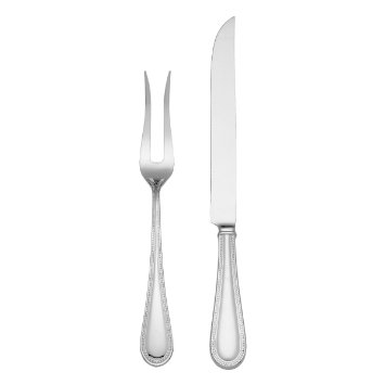 Barbara Stewart Exclusives   LYNDON CARVING SET $45.00
