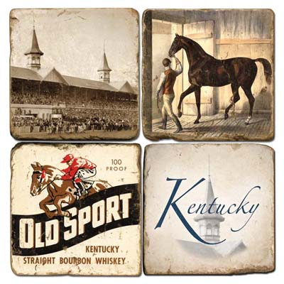 $45.00 KY DERBY COASTERS