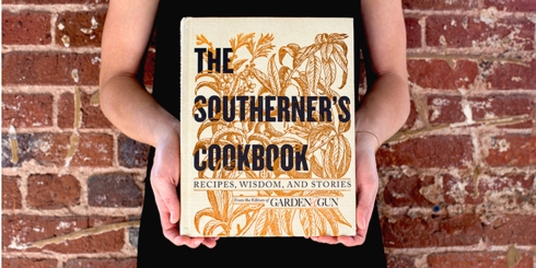Barbara Stewart Exclusives   SOUTHERNER'S COOKBOOK $37.50