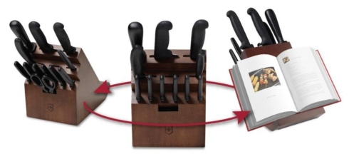 $229.00 KNIFE SET WITH BLOCK