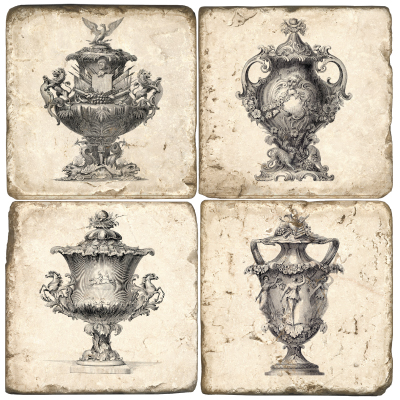 $45.00 COASTERS-URNS