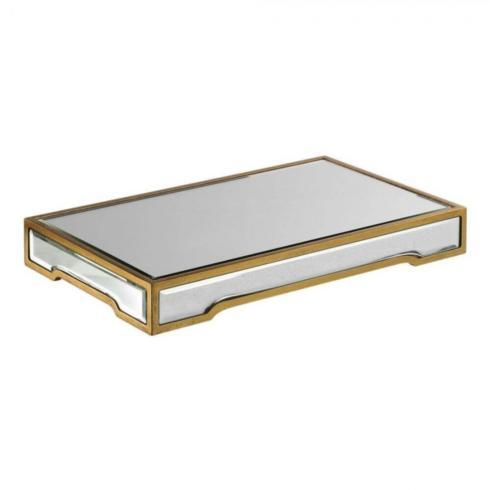 Barbara Stewart Exclusives   Carly Tray $95.00
