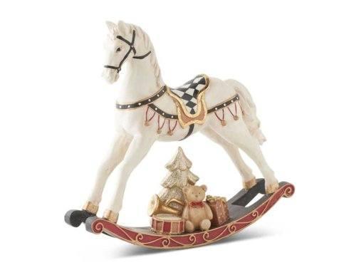 K & K Interiors   ROCKING HORSE $42.00