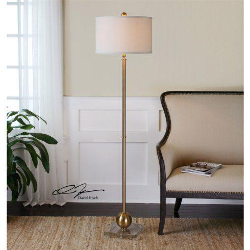Barbara Stewart Exclusives   LATON FLOOR LAMP $429.95