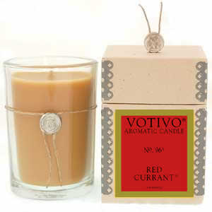 $27.50 RED CURRANT CANDLE