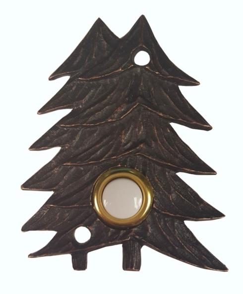 $34.50 Twin Pines Oil Rubbed Bronze Doorbell