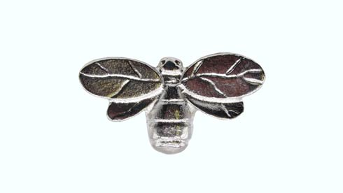 $14.20 Bee Nickel Cabinet Knob