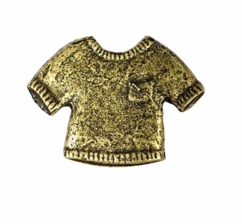 $14.20 Shirt Brass Ox Cabinet Knob