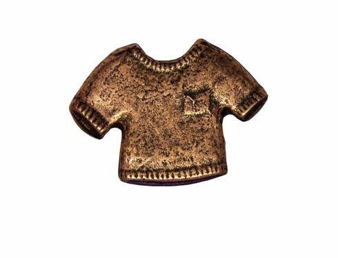 $14.20 Shirt Copper Ox Cabinet Knob
