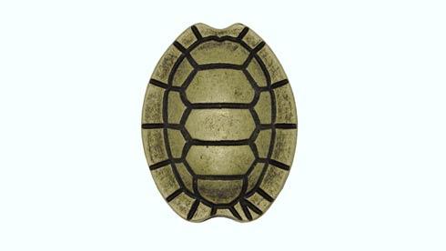$14.20 Turtle Shell Brass Ox Cabinet Knob