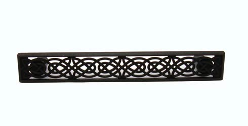 $23.30 Celtic Style 5-1/8-in Center to Center Oil Rubbed Bronze Cabinet Pull