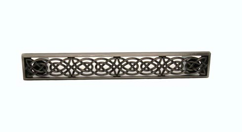 $22.30 Celtic Style 5-1/8-in Center to Center Satin Nickel Ox Cabinet Pull