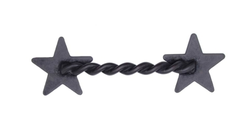 $16.60 Rope Star 3-1/4-in Center to Center Oil Rubbed Bronze Cabinet Pull