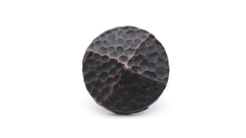 $19.52 Round 1-1/4-in Hammered Clavo 4-Pack Oil Rubbed Bronze