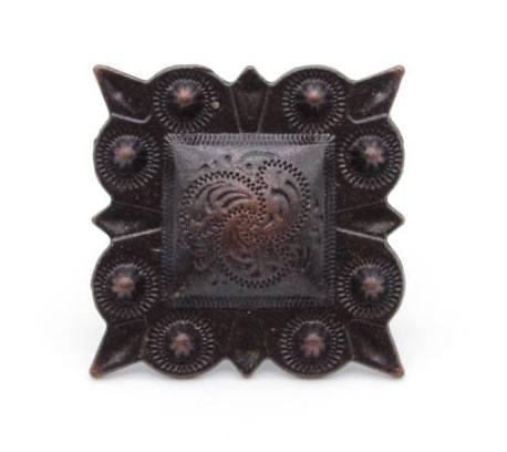 $24.60 Square Studded Berry Clavo 8-Pack Oil Rubbed Bronze