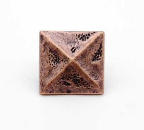 $27.00 Square 1-3/8-in Pyramid Clavo 8-Pack Copper Ox
