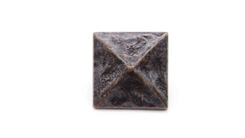 $20.32 Square 1-3/8-in Pyramid Clavo 4-Pack Oil Rubbed Bronze