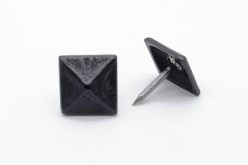 $17.12 Square 3/4-in Pyramid Clavo 4-Pack Black Ox