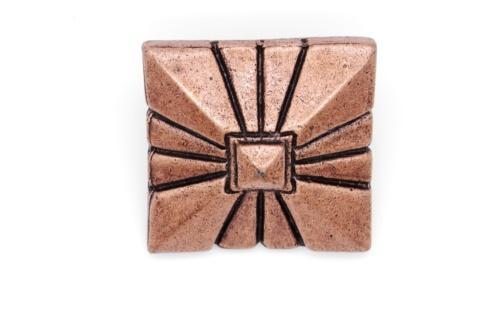 $23.12 Square 1-7/8-in Clavo 4-Pack Copper Ox