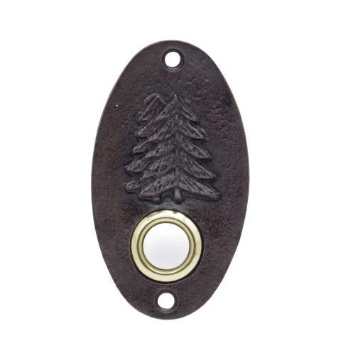 $34.50 Oval Pine Tree Oil Rubbed Bronze