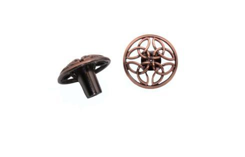 Celtic Satin Copper Ox Cabinet Knob
