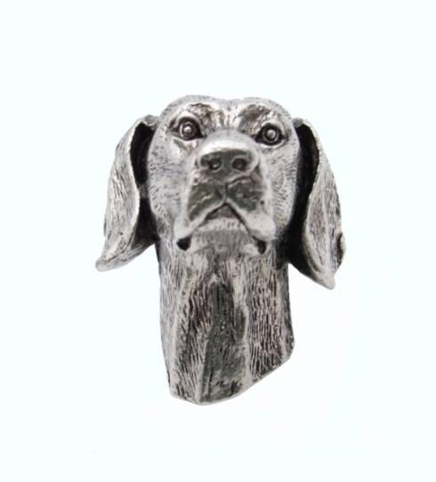 $23.50 Beagle Pewter Ox Cabinet Knob