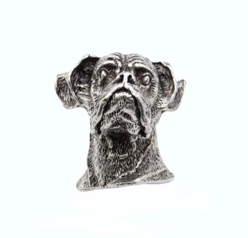 $23.50 Boxer Pewter Ox Cabinet Knob