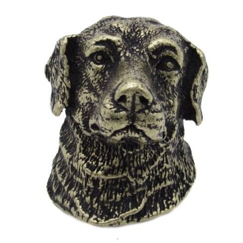 $23.50 Labrador Retriever Brass Ox Cabinet Knob