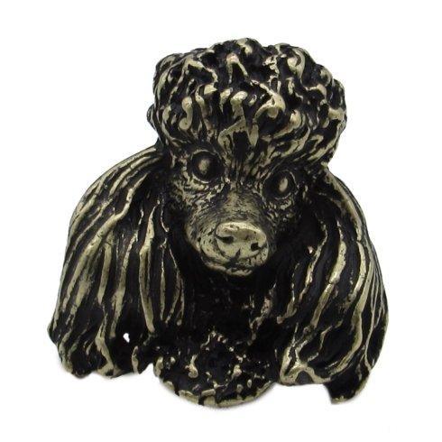 $23.50 Poodle Brass Ox Cabinet Knob