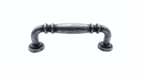 Traditional 3-In Center to Center Pewter Ox Cabinet Pull